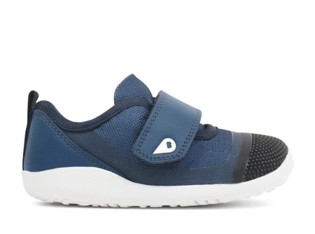 Bobux I Walk Lo Dimension Blue Sport Shoe
