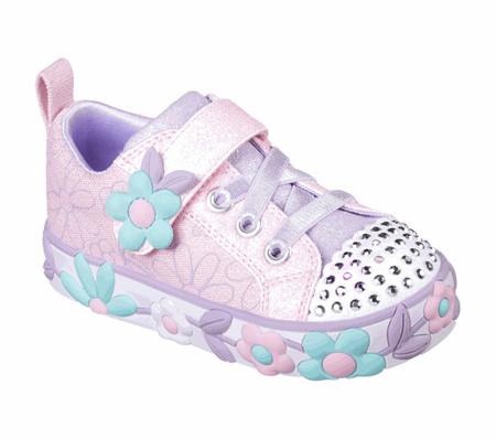 Skechers Twinkle Toes Daisy Lites girls Light Ups