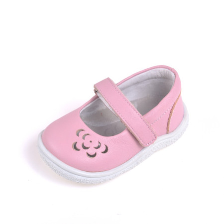 """Caroch """"Petra"""" Pink Leather Shoes"""