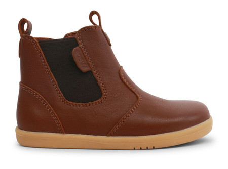 Bobux I Walk Jodhpur Toffee Leather boots