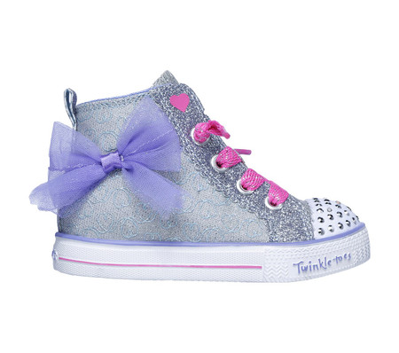 Skechers Twinkle Toes Harmony Hearts  toddler Light Ups