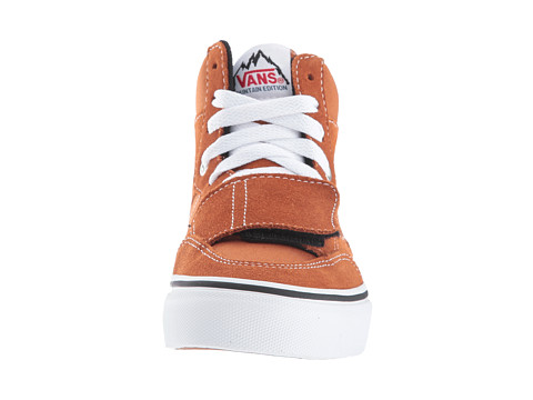e6d5097dd7 Vans Mountain Edition Ginger Glaze Kids Shoes - Kids Got Sole