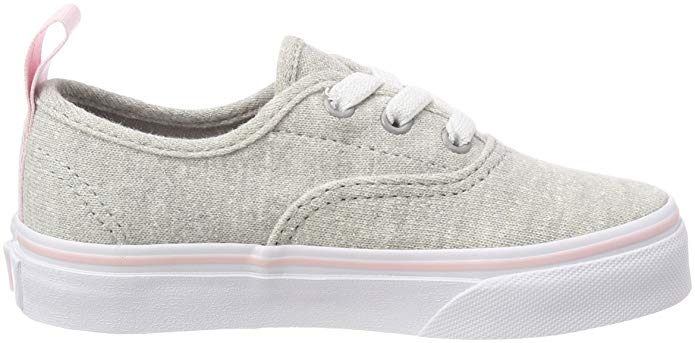 c6ca46f9ad Vans Authentic Elastic Lace Shimmer Jersey Girls Toddler Shoes - Kids Got  Sole