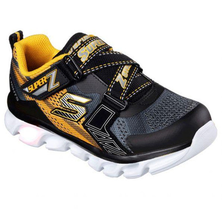 Skechers Hypno Flash Light Up Boys Sneakers Kids Got Sole