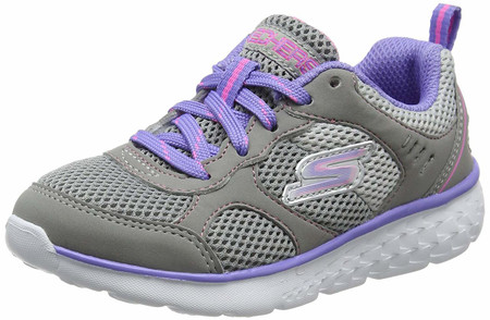 b8f3cad3a48 Skechers Go Run 400 Lavender Girls Sneakers - Kids Got Sole