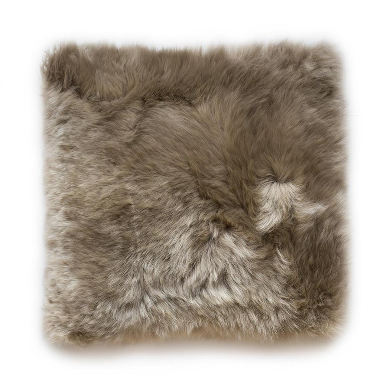 Sheepskin Cushion Cover - Option 2