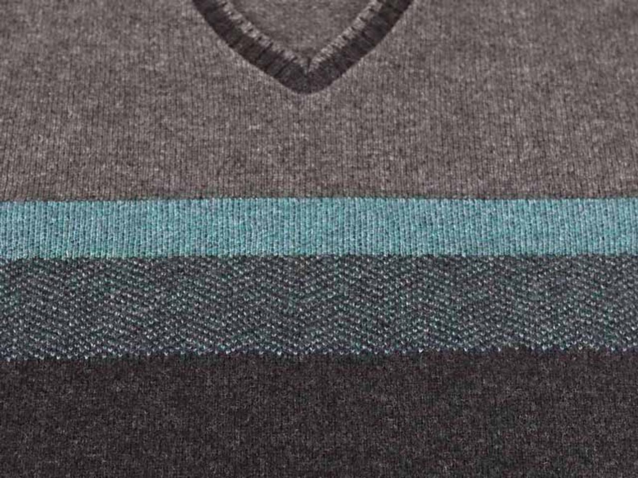 Swatch - Charcoal / Lagoon / Grey
