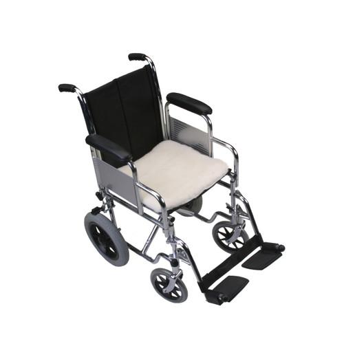 Wheelchair Sheepskin Seat Cushion