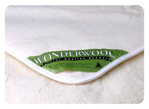 Dr Wool Medical Grade Woollen Overlay - Strapped
