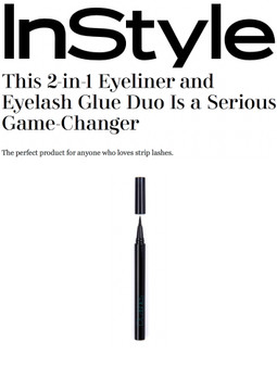 Check out the new D'Adhesive Eyeliner that was Featured in Instyle Magazine. LINK: https://www.instyle.com/beauty/eyelash-extensions-makeup