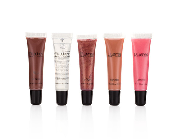 D'High Shine Lip Gloss Its a D'High shine transparent lip gloss. Delivers a luminous, high shine to help accent along with your great D'Lashes. Never sticky or tacky nor dry. Antioxidant Vitamins A and E soften, smooth and protects your lips.