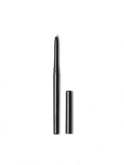 This propel/repel waterproof D'White pencil glides onto the inner rim of the eye to create a brighter, wide open appearance that lasts for hours.  Of course it Smudge proof & transfer-resistant. Paraben-free, Fragrance Free.  What's Inside?: Jojoba oil conditions so skin is soft & smooth.  How To Use: Apply directly to lower inner rim of the eye to impart larger, more awake looking eyes.