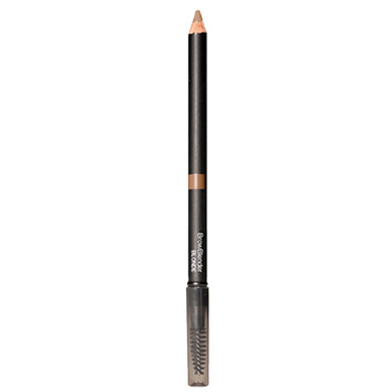 This D'Dual-ended pencil with a soft-powder finish. Unique brush tip blends and shapes for full, natural-looking brows. Mineral oil free.  What's Inside: Vitamins C & E condition and protect.  How To Use: Use pencil to draw desired brow line and to fill-in brows. Use brush end to shape and soften lines.