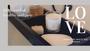 Enlighten your senses with the Signature D'Lashes Candle.  (Clean White Tea Citrus)