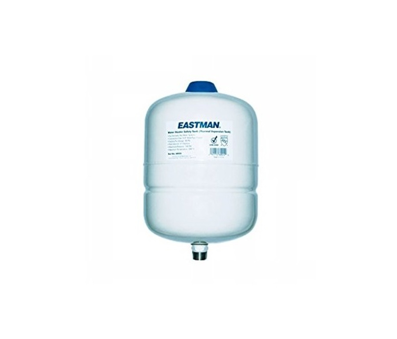 expansion tank for two water heaters