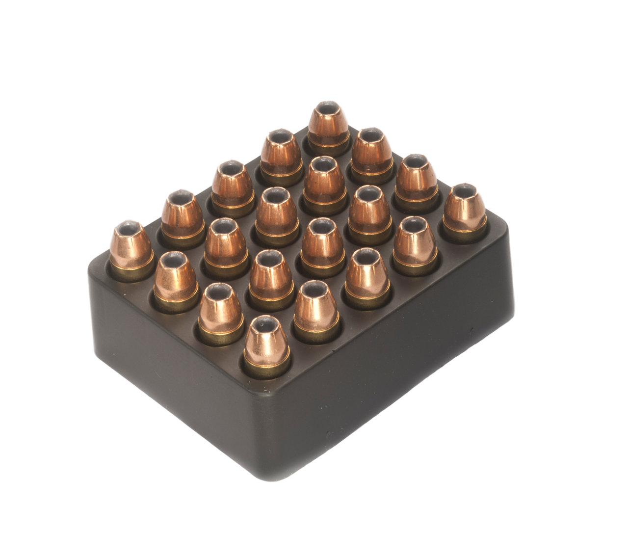 9mm Luger +P 115 gr. JHP (20 count box)