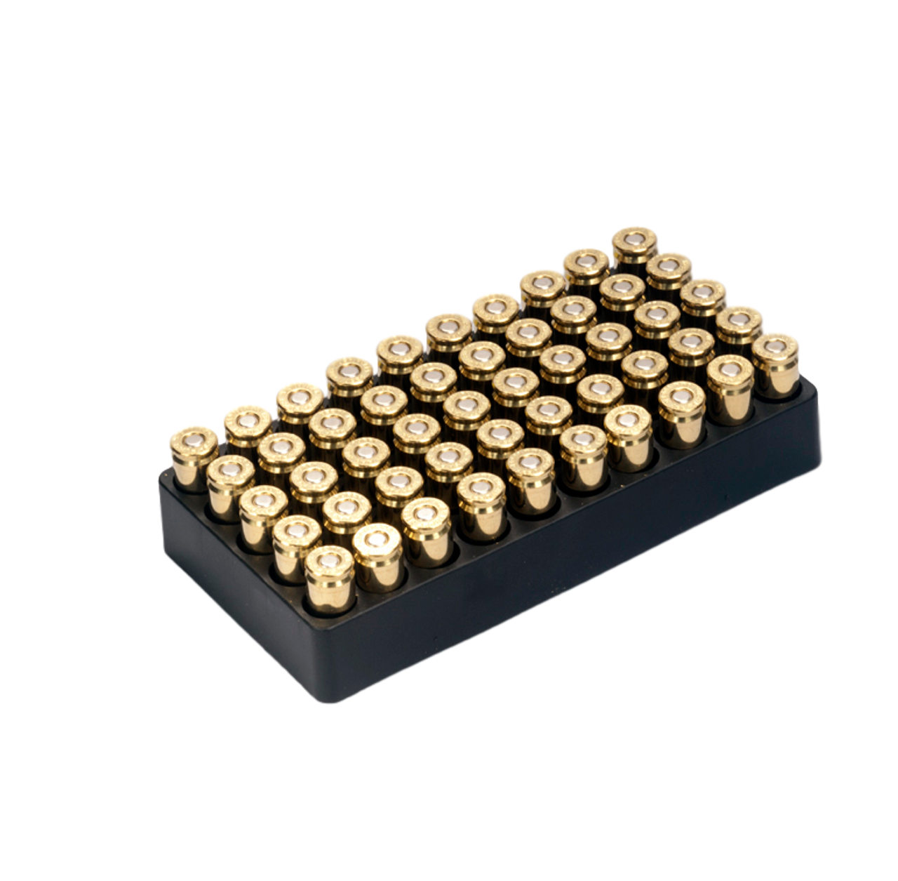 "9mm Luger ""Hush Puppy"" 158 gr. FMJ Subsonic (50-count box)"