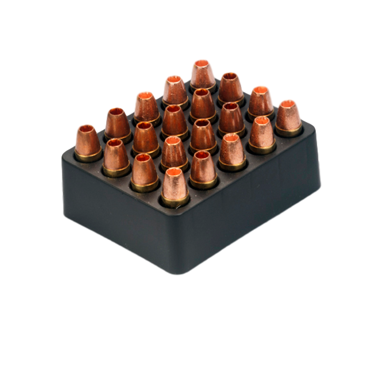 "9mm Luger Sub. 115 gr. SCHP ""Hush Puppy"" (20-count box)"
