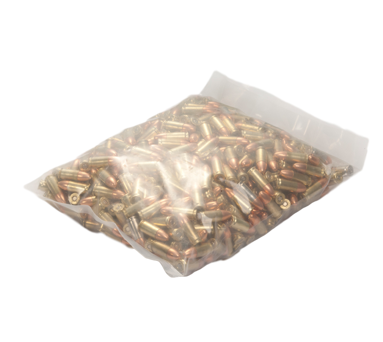 """9mm Luger """"Hush Puppy"""" 147 gr. FMJ subsonic """"Certified Select""""  (100-count box)"""