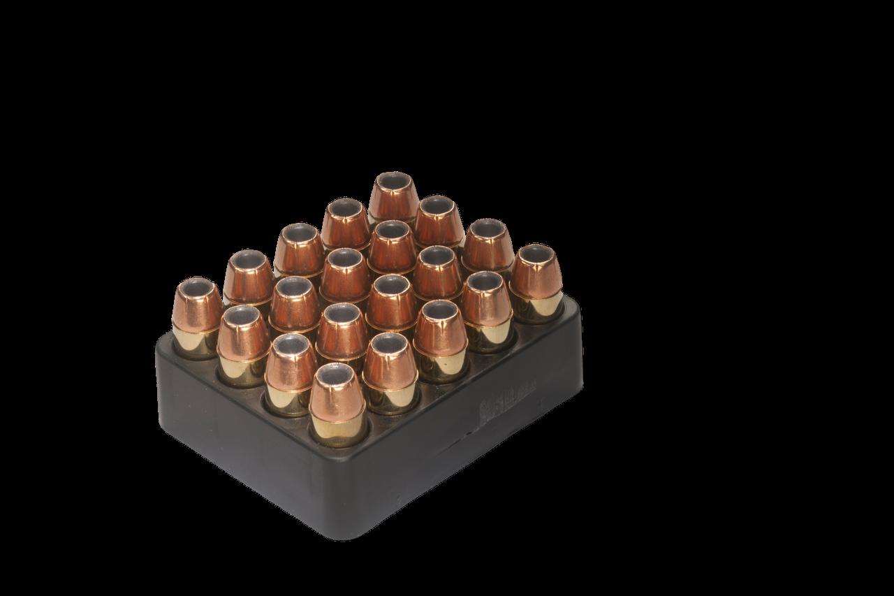 .45 ACP +P 185 gr. JHP (20 count box)