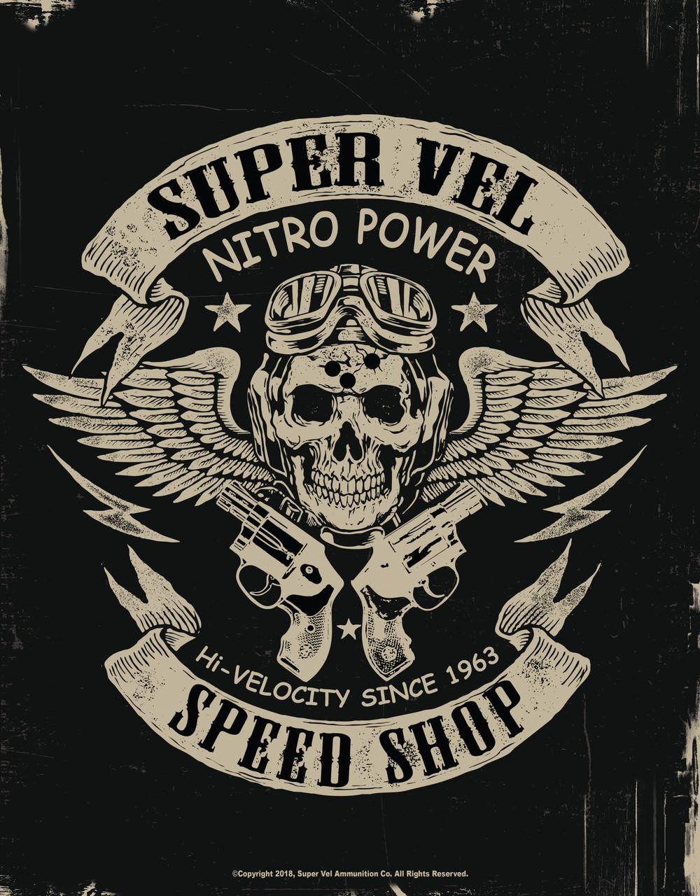 """""""Speed Shop"""""""