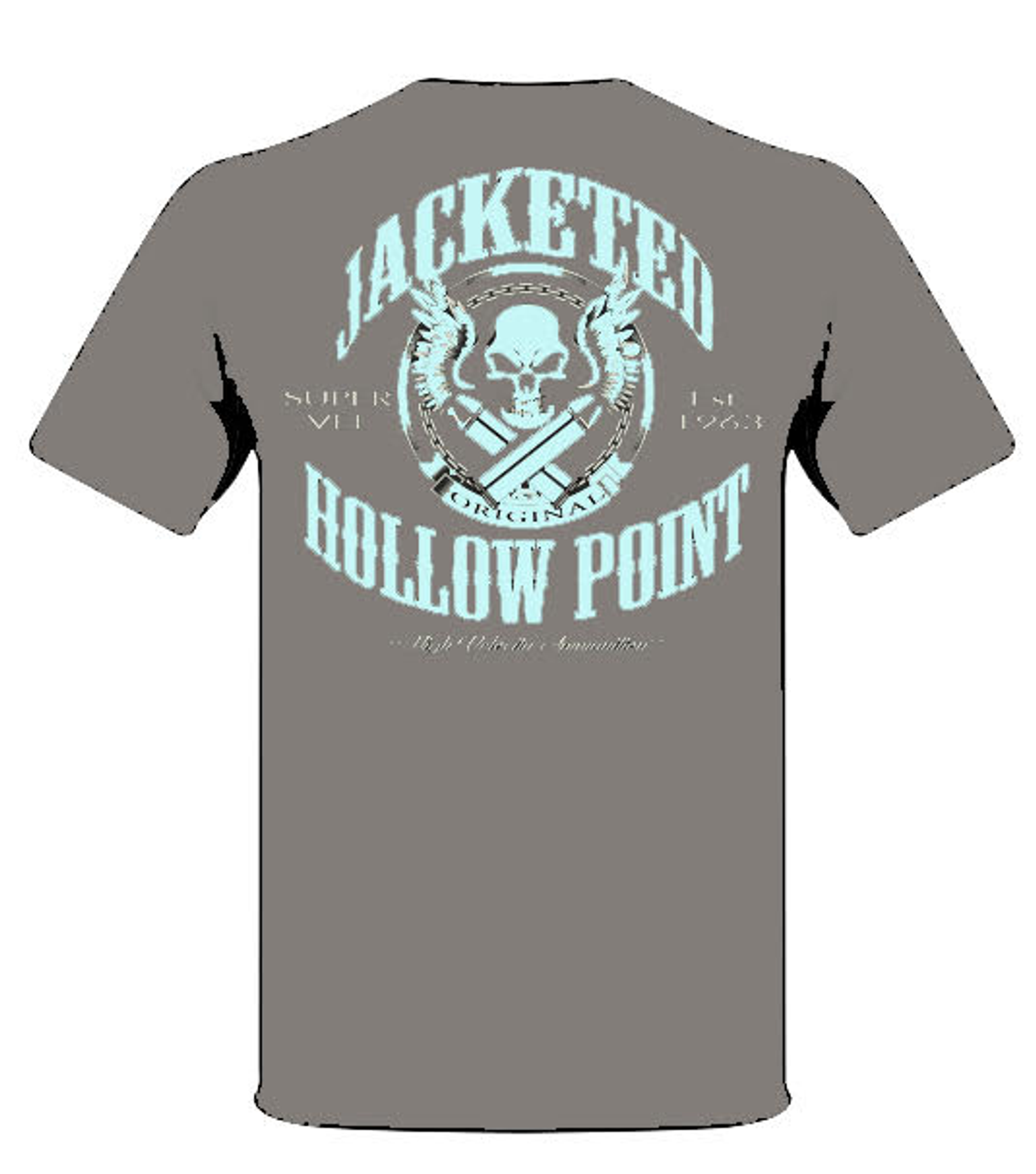 """Jacketed Hollow Point"""