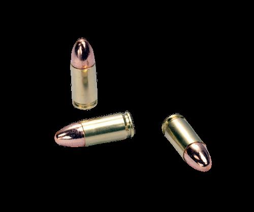 "9mm Luger 115 gr. FMJ ""Certified Select"""