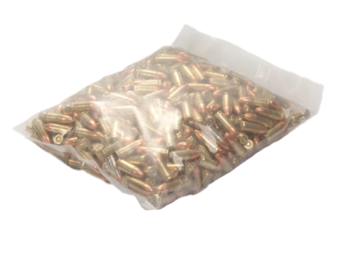 9mm Luger 158 gr. FMJ Competition Load
