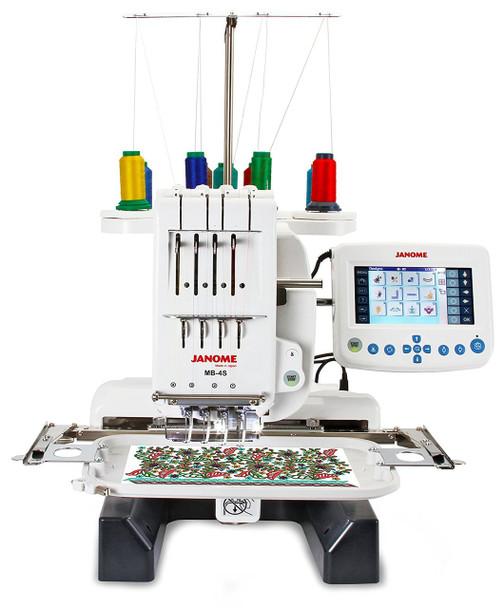 Janome MB4S 4-Needle Embroidery Machine