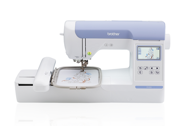 Brother PE800 Computerized Embroidery Machine