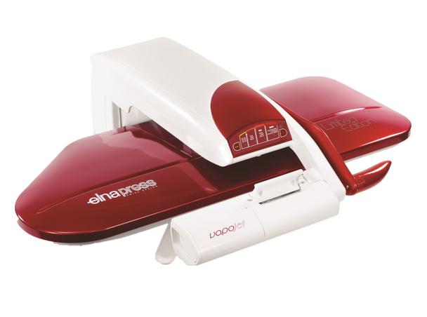 ElnaPress 720 Limited Edition Ironing Press w/VapoJet Steam System