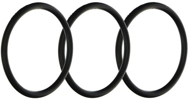 3-Pack Belts for The Bank Heavy Duty Vacuum Cleaner