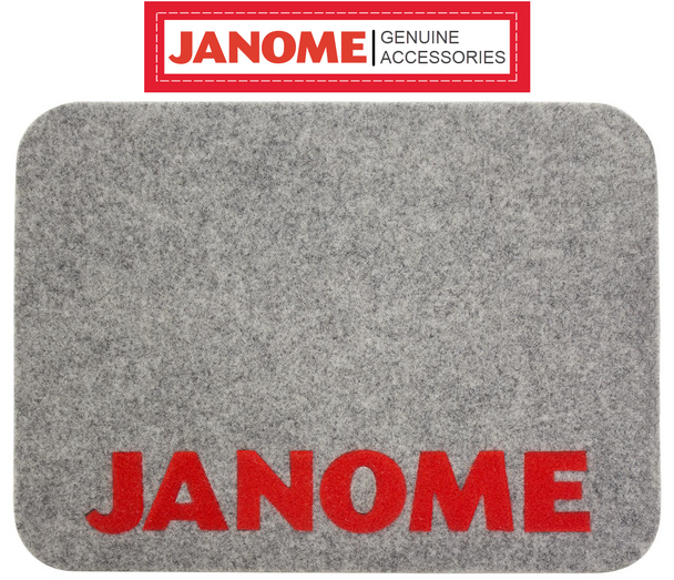 Janome 17.5-Inch Muffling Mat for Sewing Machines and Sergers