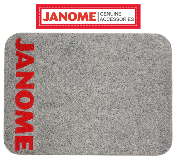 Janome 24-Inch Muffling Mat for Larger Sewing and Embroidery Machines