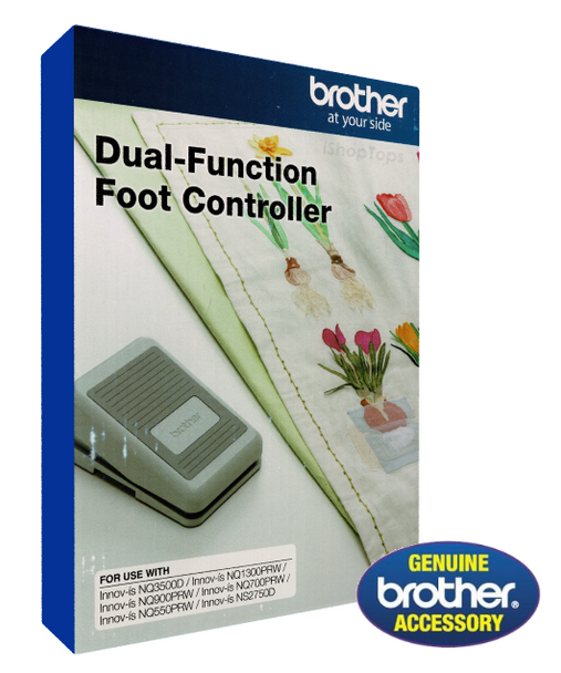 Brother SADFFC Dual-Function Foot Control | XF6708301