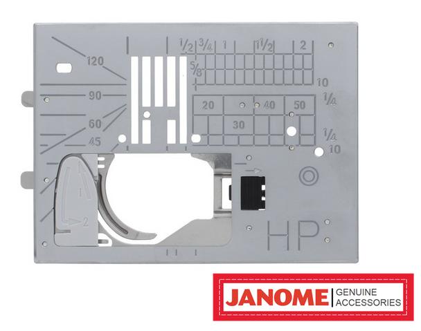 Janome Professional Grade HP Needle Plate | 865805008