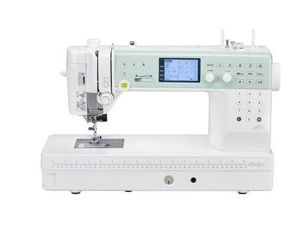 Elna Elnita ef72 Computerized Sewing + Quilting Machine