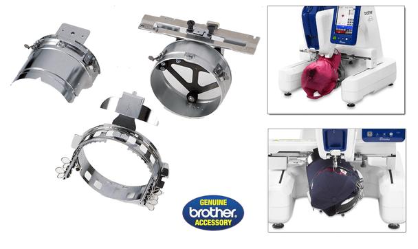 Brother PRCF3 Cap Frame and Driver Set for PRS100, PR620, PR650, PR655, PR670, PR1000, PR1050X