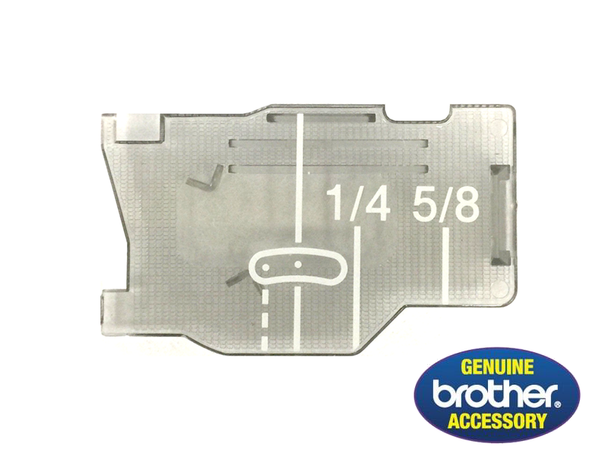 Brother XH3126001 Bobbin Cover w/Measurements for Luminaire XP1 / XP2
