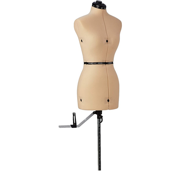 Janome Artistic DF400 Adjustable Dress Form | Small