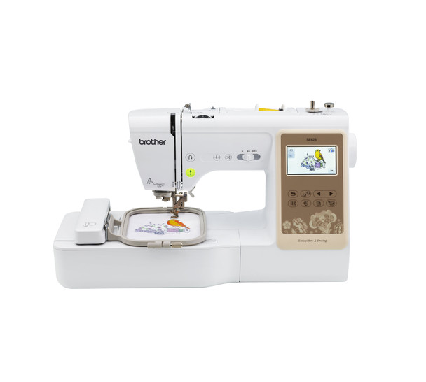 Brother SE625 Computerized Sewing + Embroidery Machine (R)