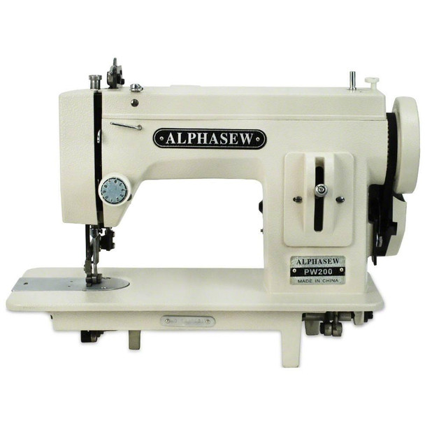 AlphaSew PW200 Mini-Walker Ultra-Feed Straight Stitch Sewing Machine