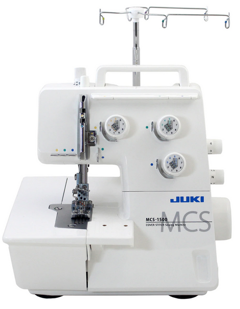 Juki MCS-1500 Cover and Chain Stitch Machine (R)