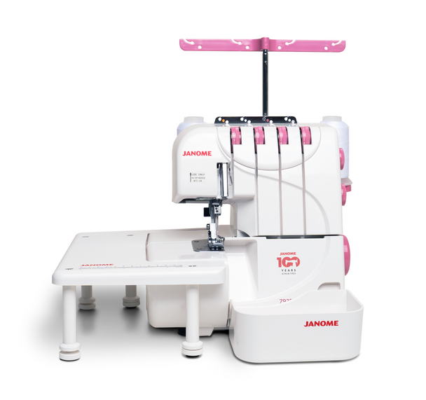 Janome 793PG Serger | 100 Year Anniversary Limited Edition
