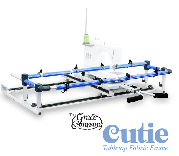 Grace Cutie Tabletop Machine Quilting Frame