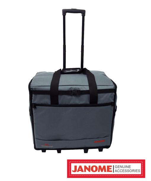 Janome Horizon Soft Travel Trolley Case