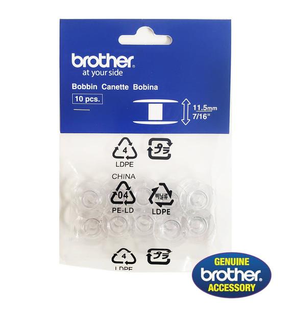 Brother SA156 Bobbins - 10 Pack   XA5537-251
