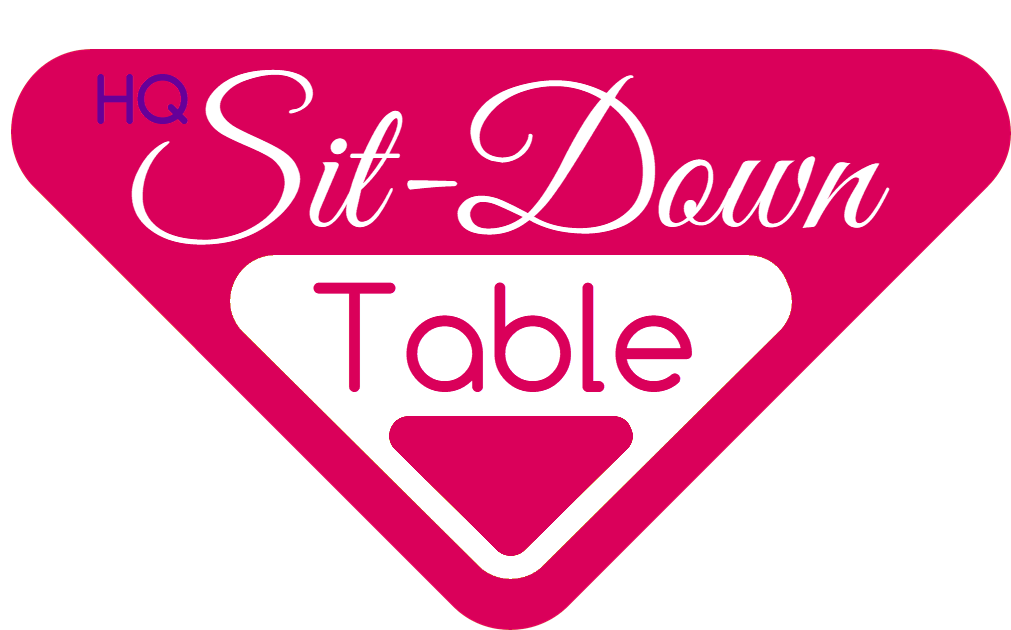 HQ Sit-Down Table