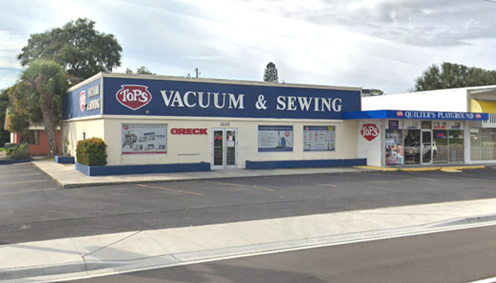 Tops Vacuum and Sewing - Sarasota