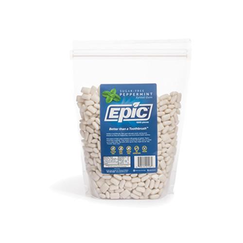 Peppermint Gum - 1000 Piece Bag